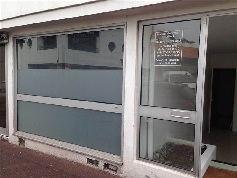 Vente local commercial Hendaye 75 000€ - Photo 1