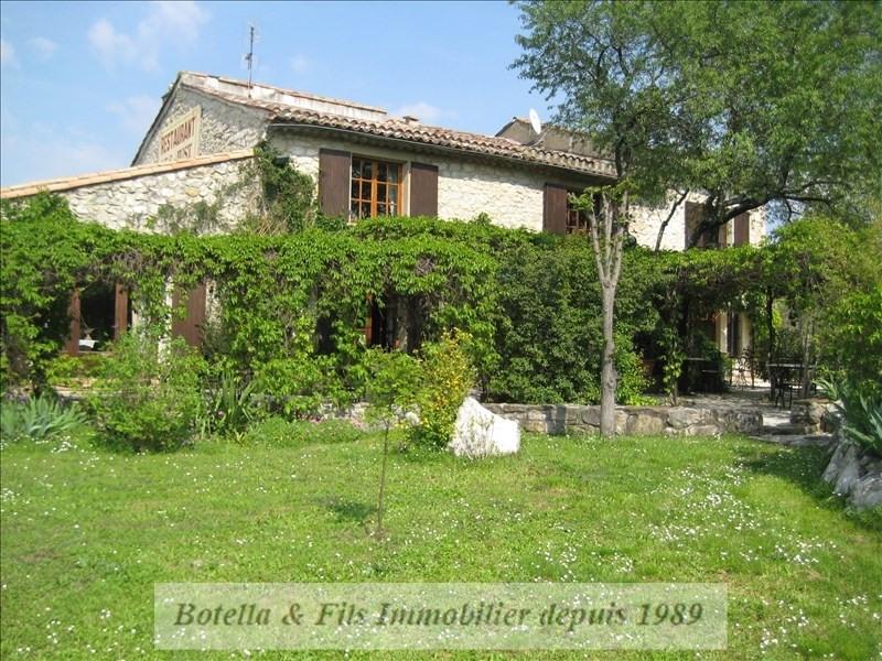 Vente de prestige maison / villa Uzes 798000€ - Photo 1