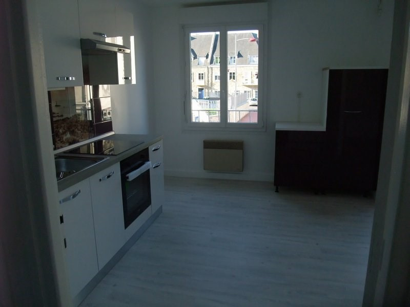 Location appartement Periers 360€ CC - Photo 1