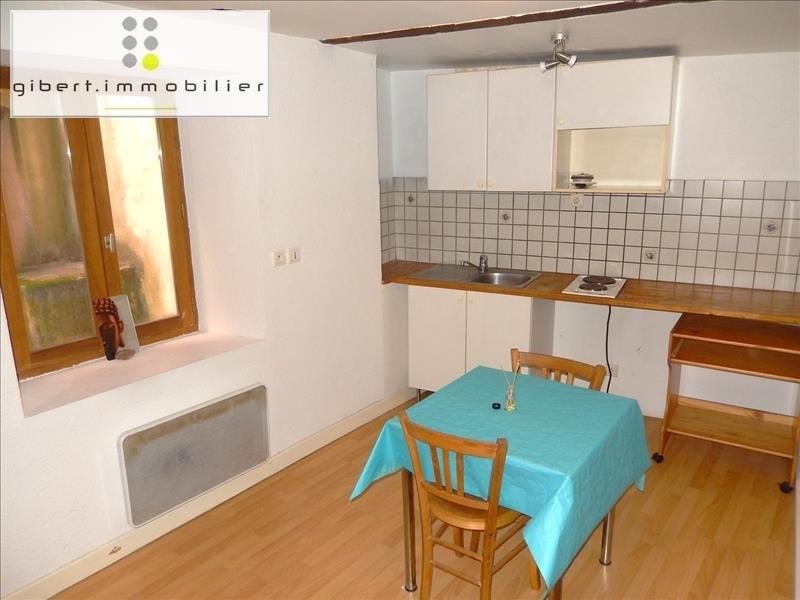 Location appartement Le puy en velay 271,79€ CC - Photo 1