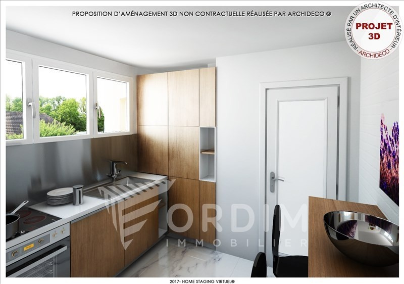 Sale apartment St georges sur baulche 88 000€ - Picture 1