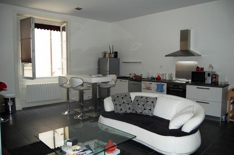 Alquiler  apartamento Lyon 2ème 945€ CC - Fotografía 2