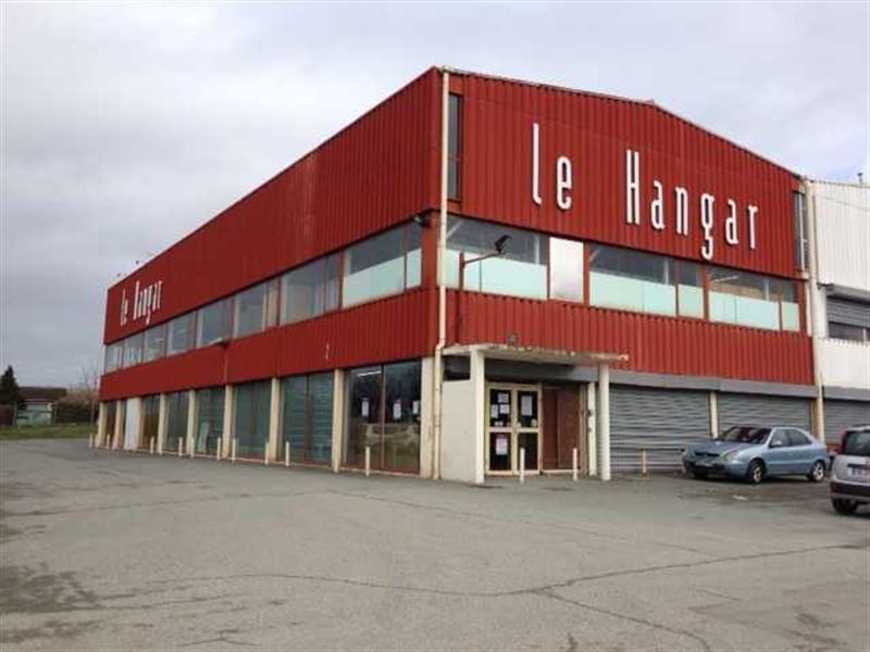 Location Local d'activités / Entrepôt Orgeval 0
