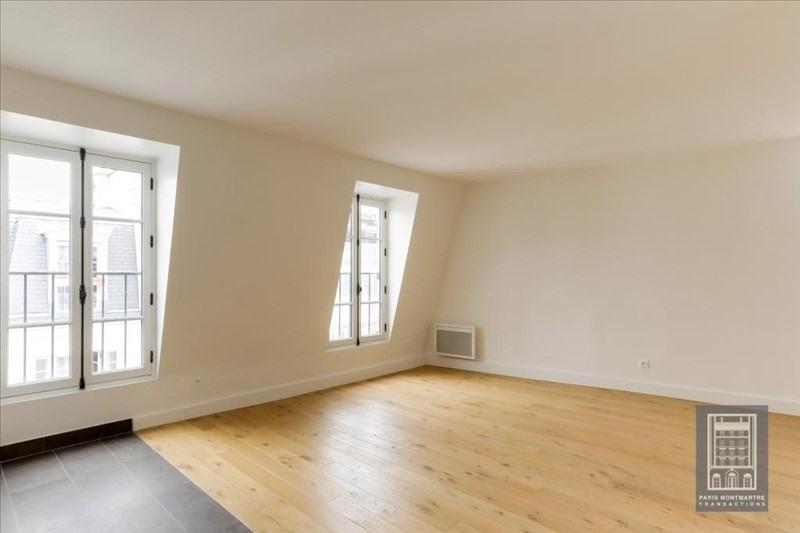 Vente appartement Paris 18ème 610650€ - Photo 7