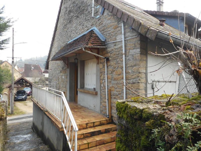 Vente maison / villa Macornay 129800€ - Photo 1
