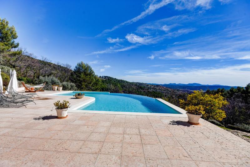 Immobile residenziali di prestigio casa Fayence 2700000€ - Fotografia 3