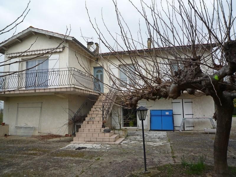 Vente maison / villa Boe 296500€ - Photo 1