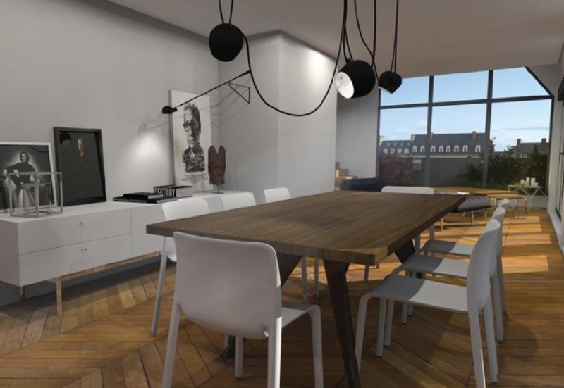 Verkauf von luxusobjekt wohnung Strasbourg 635000€ - Fotografie 3