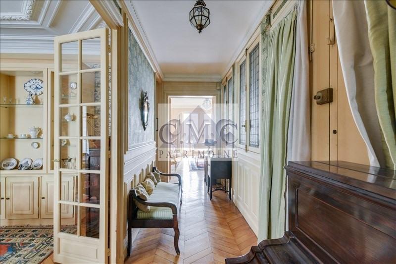 Revenda residencial de prestígio apartamento Paris 7ème 1965000€ - Fotografia 4