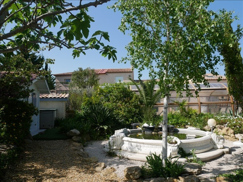 Deluxe sale house / villa Magalas 850 000€ - Picture 2