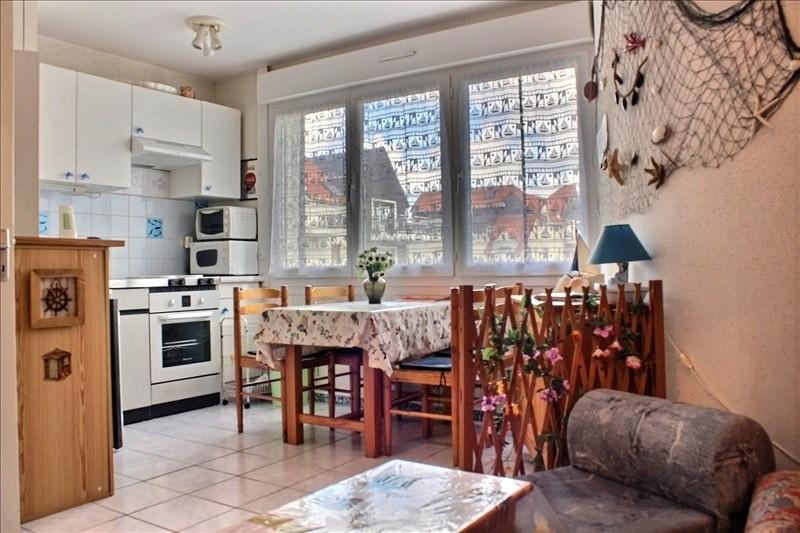 Vente appartement Fort mahon plage 57000€ - Photo 2