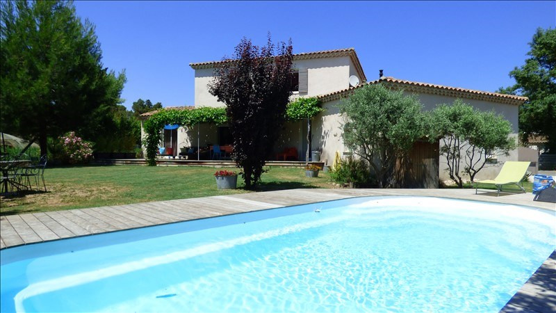 Verkoop  huis Loriol du comtat 370000€ - Foto 1