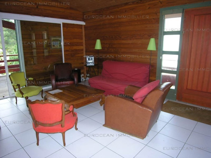 Location vacances maison / villa Lacanau-ocean 1 110€ - Photo 3