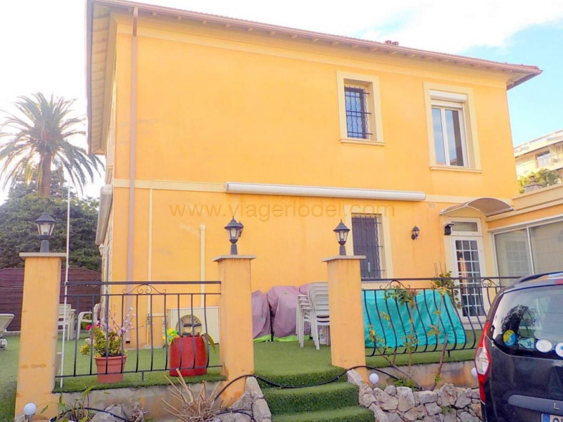 Viager appartement Antibes 850 000€ - Photo 1