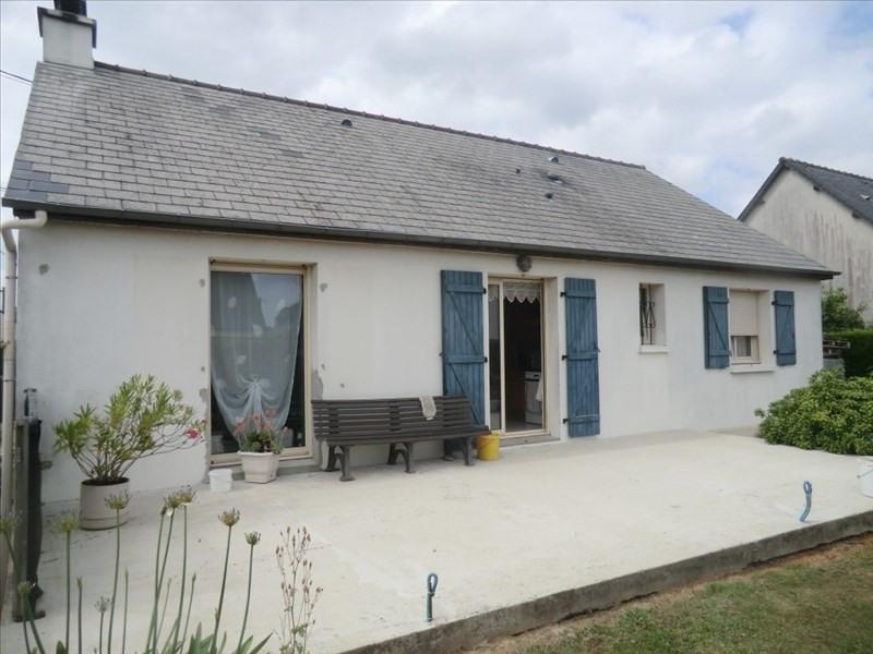 Vente maison / villa Bille 154960€ - Photo 2