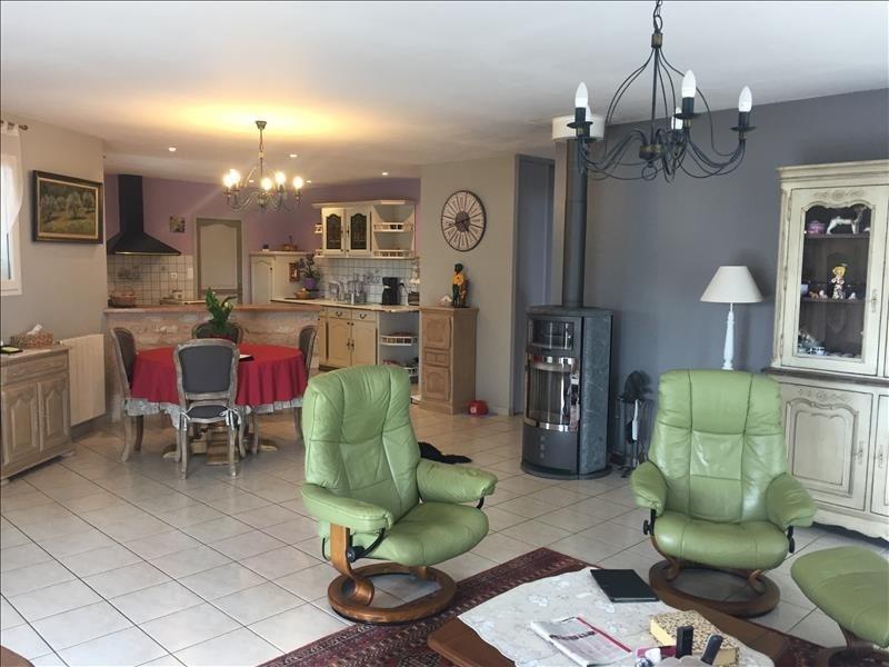 Vente maison / villa St vincent sur jard 320000€ - Photo 2