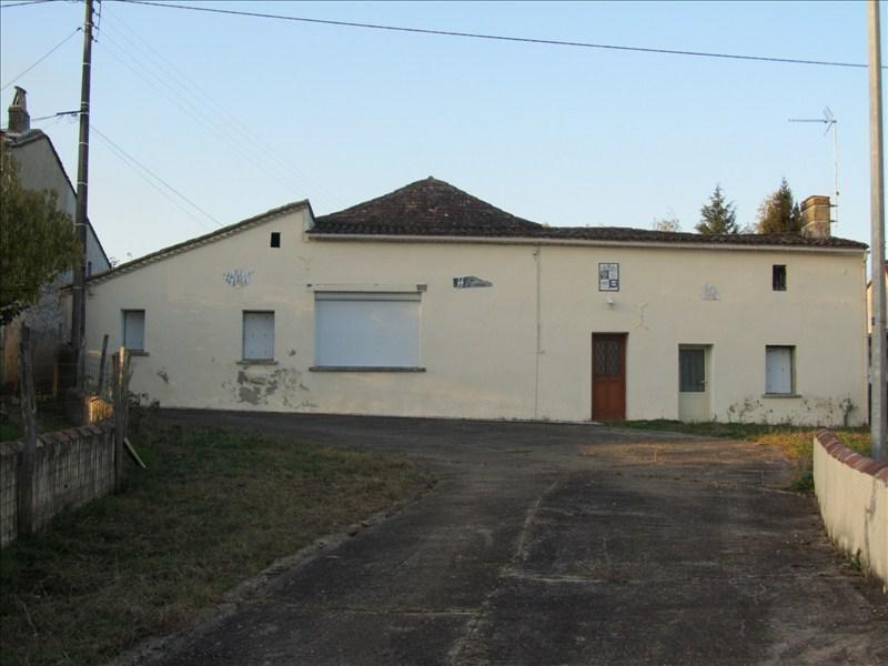 Vente maison / villa St meard de gurcon 87000€ - Photo 1