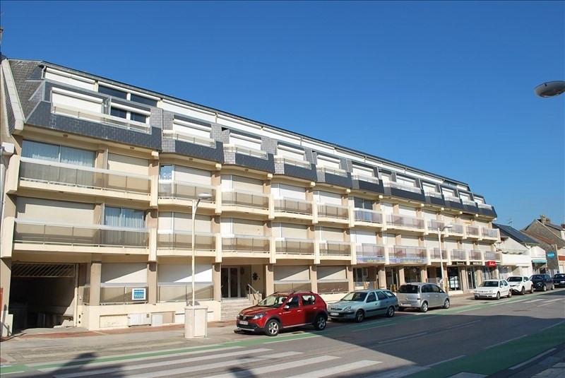 Sale apartment Fort mahon plage 136000€ - Picture 1
