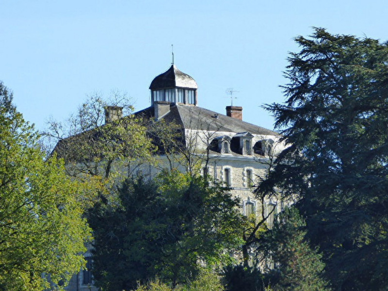 Deluxe sale chateau Le change 1260000€ - Picture 2