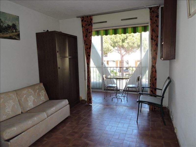 Vente appartement La grande motte 60000€ - Photo 1