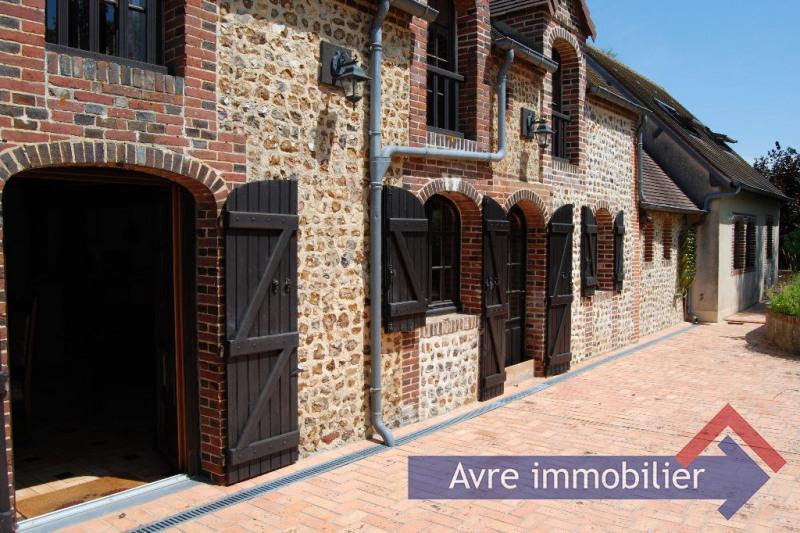 Vente maison / villa Verneuil d avre et d iton 168000€ - Photo 7