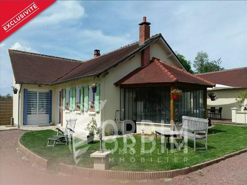 Vente maison / villa Bonny sur loire 163 500€ - Photo 1