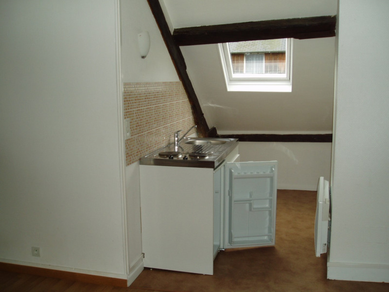 Rental apartment Honfleur 399€ CC - Picture 2