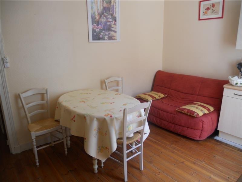 Sale apartment Les sables d olonne 122000€ - Picture 4