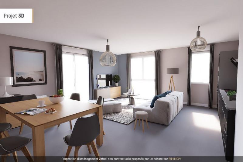 Appartement Villeurbanne 4 pièces 83 m²