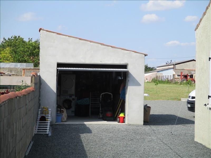 Sale house / villa St julien de l escap 154425€ - Picture 7