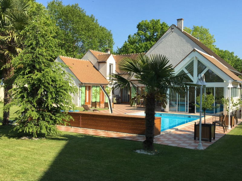 Deluxe Sale House Villa 7 Rooms 380 M2 à Boussy St