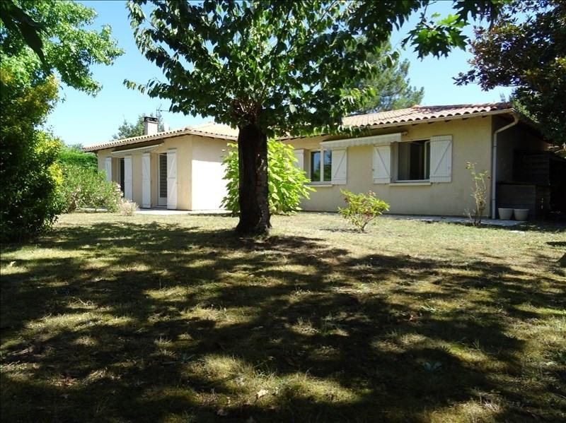 Vente maison / villa Le pian medoc 369500€ - Photo 1