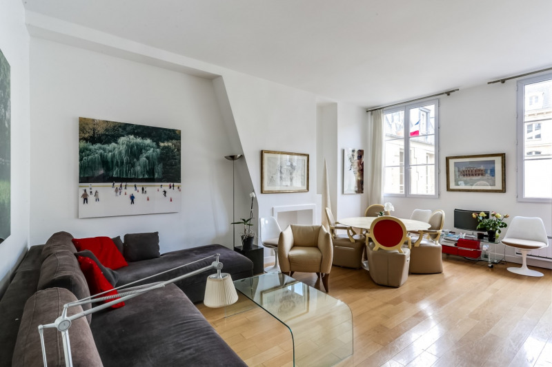 Deluxe sale apartment Paris 8ème 1 170 000€ - Picture 1