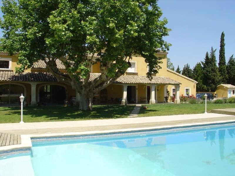 Vente de prestige maison / villa Avignon 899000€ - Photo 2