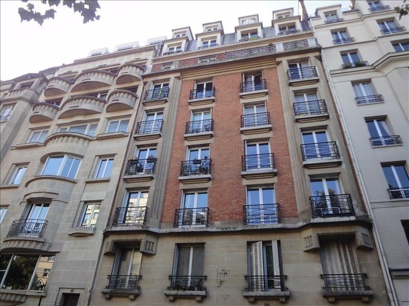 Vente appartement Paris 19ème 66000€ - Photo 1