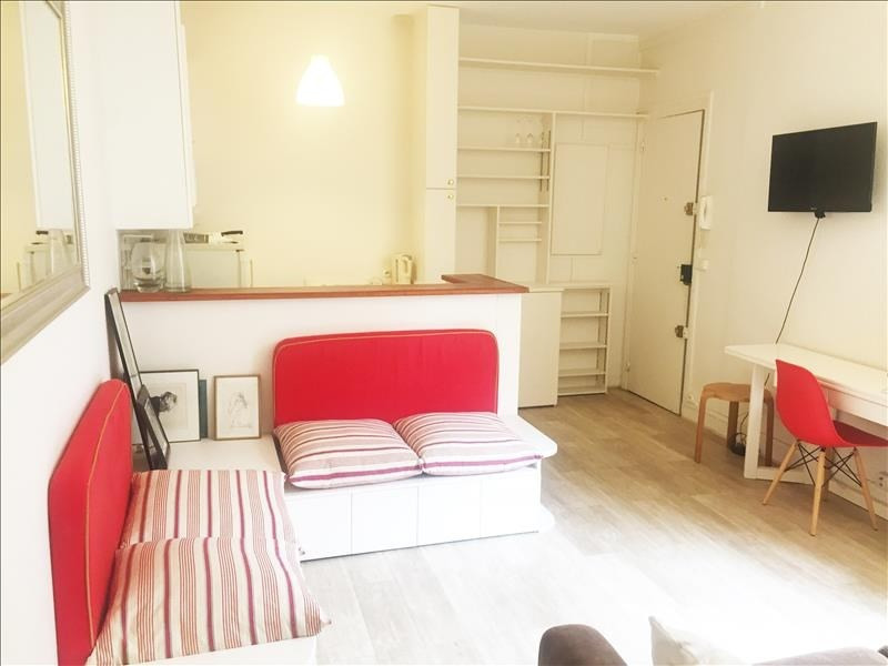 Rental apartment Paris 7ème 1 450€ CC - Picture 1
