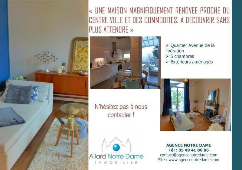 Vente maison / villa Poitiers 382000€ - Photo 7