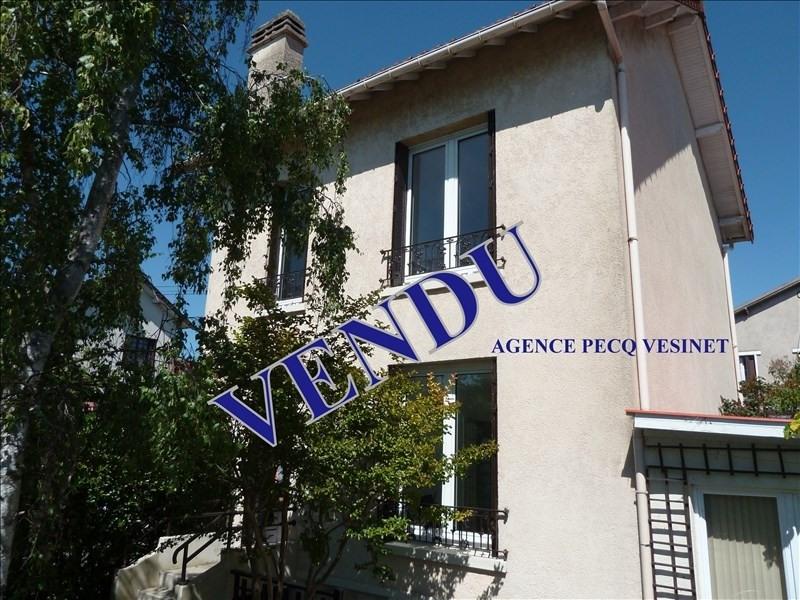 Vente maison / villa Le pecq 748000€ - Photo 1