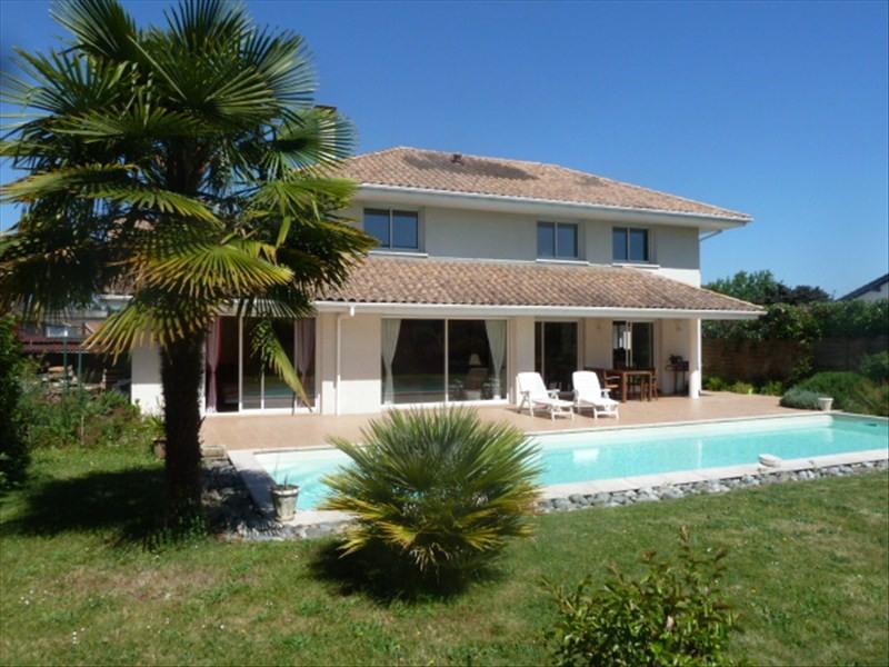 Sale house / villa Billere 455000€ - Picture 1