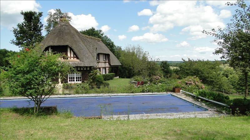 Vente de prestige maison / villa Cabourg 689000€ - Photo 1