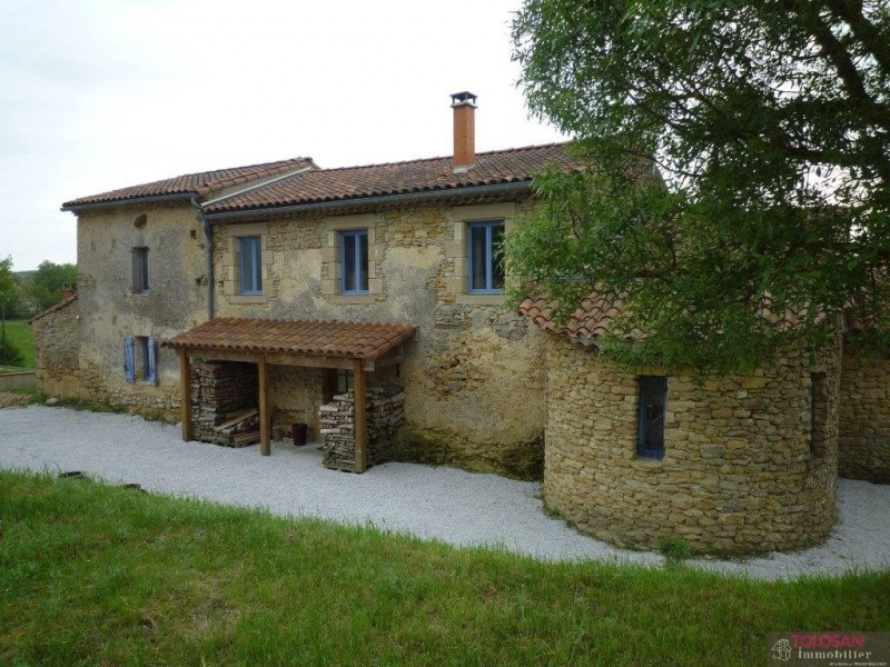 Vente maison / villa Villefranche de lauragais 13 mn 426000€ - Photo 2