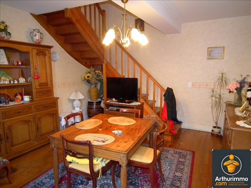 Sale house / villa Matha 108000€ - Picture 4