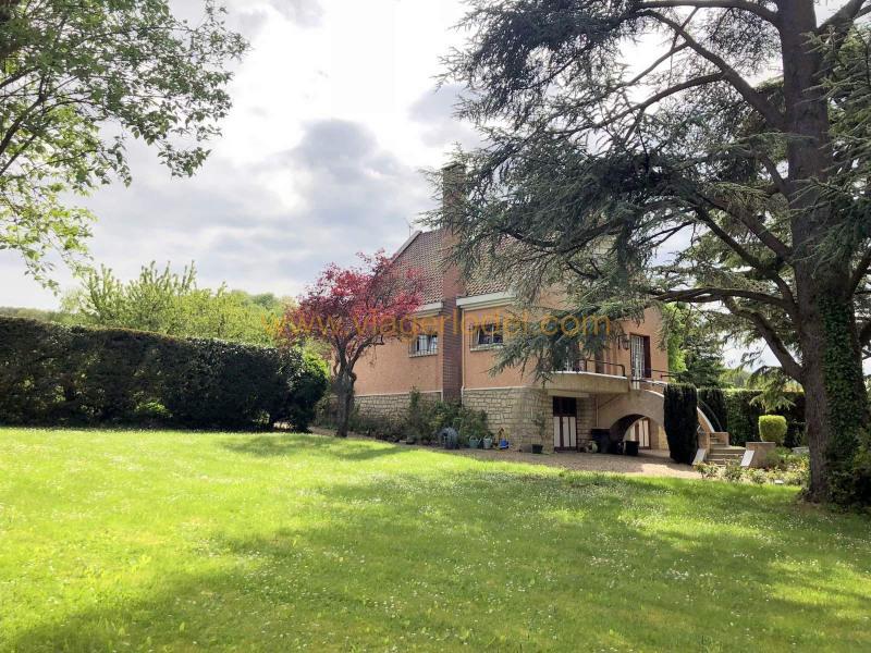 Vitalicio  casa Vetheuil 322500€ - Fotografía 3