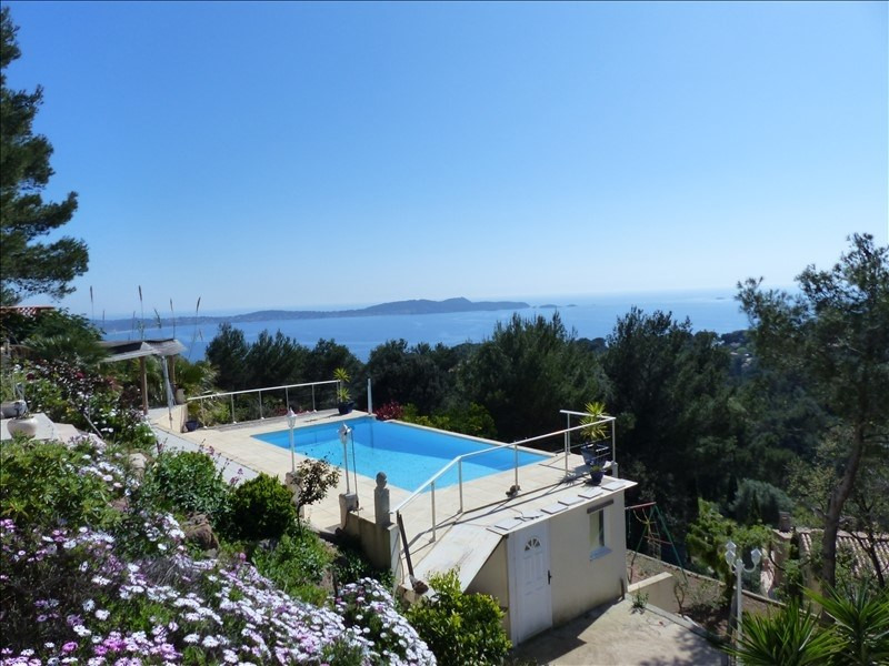 Deluxe sale house / villa Hyeres 1 570 000€ - Picture 2