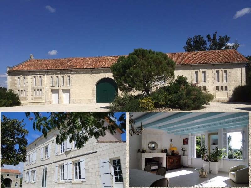 Deluxe sale house / villa St georges des coteaux 775000€ - Picture 1