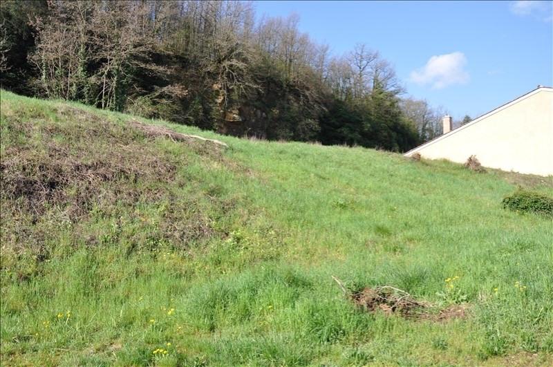 Vente terrain Jarnioux 78000€ - Photo 1