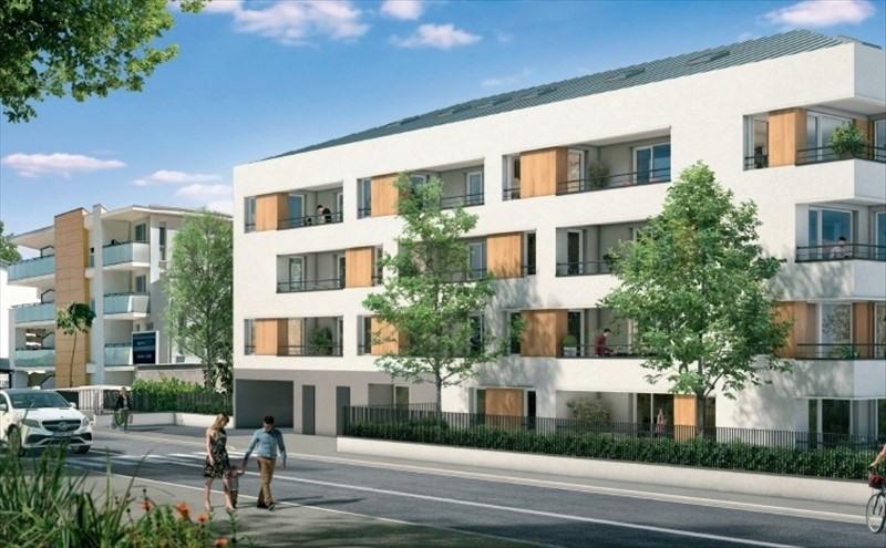Vente appartement Toulouse 193900€ - Photo 1