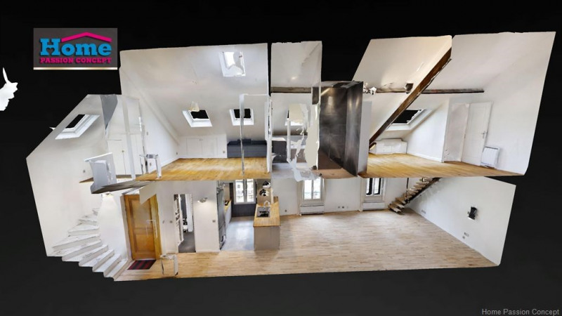 Vente appartement Rueil malmaison 550000€ - Photo 9