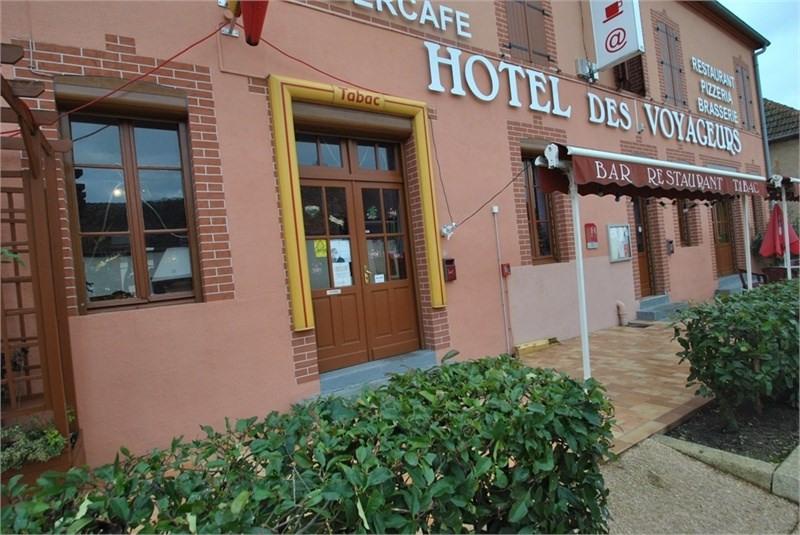 Fonds de commerce Café - Hôtel - Restaurant Bourbon-Lancy 0