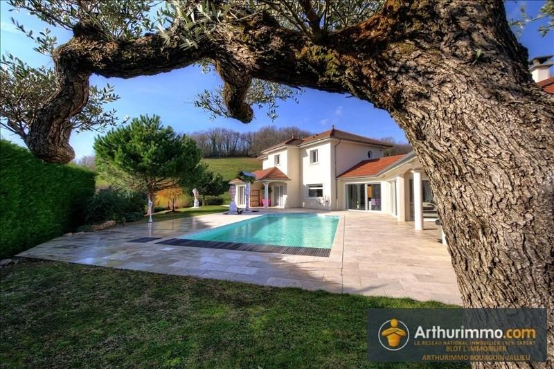 Deluxe sale house / villa La cote st andre 735000€ - Picture 10